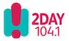 2Day 104.1 Logo